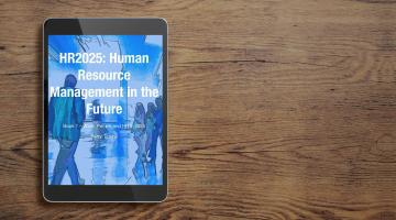 Free e-book: Human Resource Management in the Future